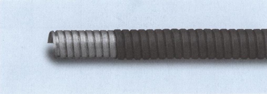 Sapa cijev metalna-plastificirana